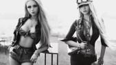 Polémicas fotos de la Barbie de carne y hueso