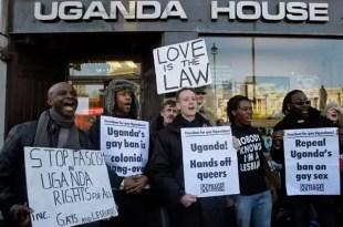 Ley de Uganda castiga con pena de muerte a homosexuales