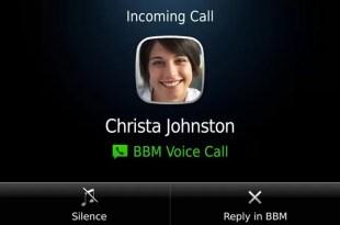 Cómo hacer lamadas de voz gratuitas por BlackBerry