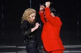 Video: Madonna baila el 'Gangnam style'