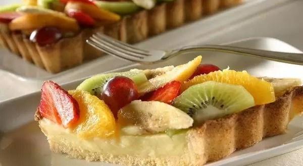 Recetas sencillas de postres frescos con frutas