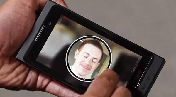 Video: La cámara de Blackberry que permite volver al pasado