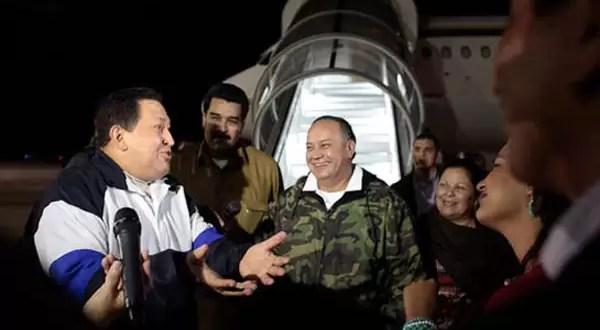 Video: El sorpresivo regreso de Hugo Chávez a Venezuela