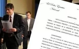 """Ésto dice el documento del Gobierno que """"expropió"""" a La Rural"""
