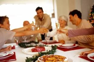 Propuesta infalible para comer de todo en las fiestas sin engordar