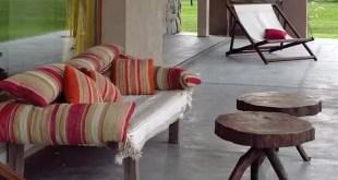 Las mejores telas para muebles al aire libre