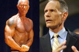 Alcalde corrupto de Miami reaparece como Hulk