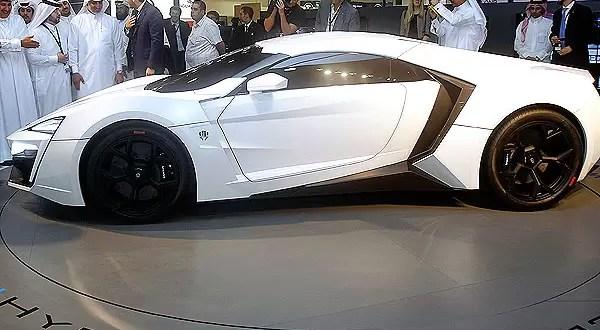 El auto más caro del mundo: equipamiento y precio