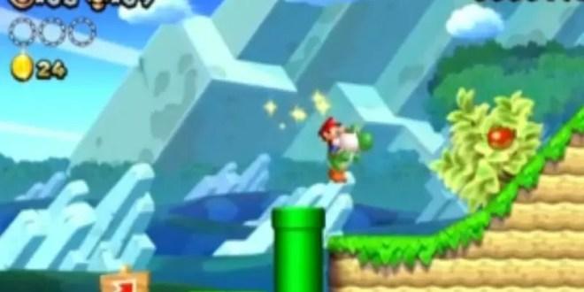 Video: Mario Bros disponible en smartphones