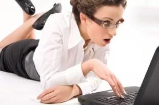 ¿La computadora es mala para la piel?
