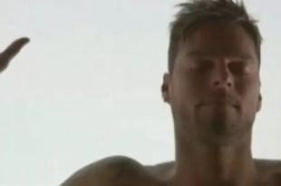 Mirá el video censurado de Ricky Martin