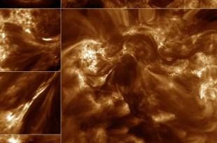 Fotos y video espectaculares alta resolución del Sol