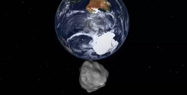 Consecuencias del paso del asteroide por la Tierra