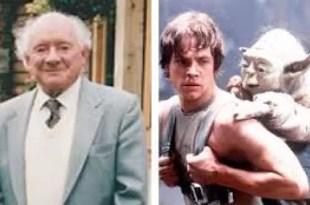 Murió el creador de Yoda, Jabba el Hutt y Chewbacca