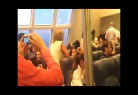 Video: Insultan a Axel Kicillof durante viaje en Buquebus