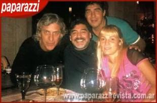 Habló la nueva novia de Maradona - Enteráte qué dijo