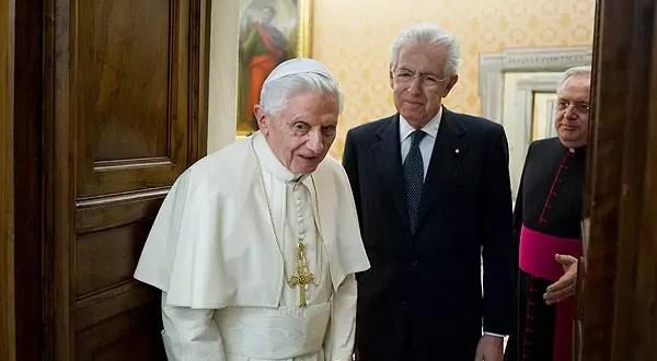 La influencia de Benedicto XVI en las elecciones italianas
