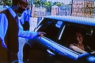 La última foto de Reeva Steenkamp antes de su muerte