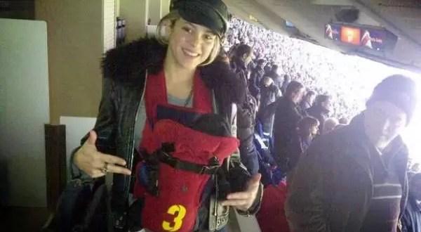 ¿Shakira y Gerard Piqué arriesgan la vida de su hijo? Fotos