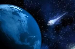 Extraño consejo de la NASA sobre los asteroides