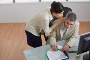 Cómo protegerte de las calumnias en el trabajo