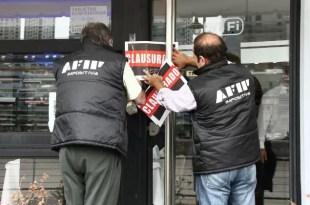 Clausuran restaurante de Puerto Madero por evasión