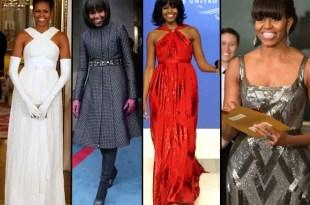 Michelle Obama es la mujer más elegante del mundo