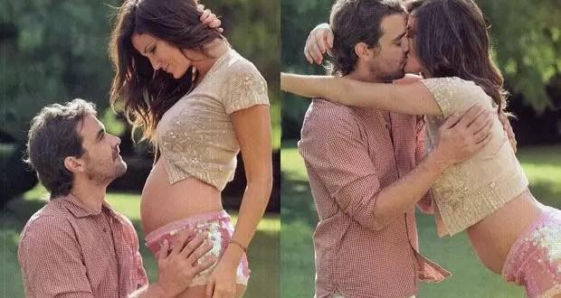 Paula Chaves y Pedro Alfonso revelan el sexo de su bebé
