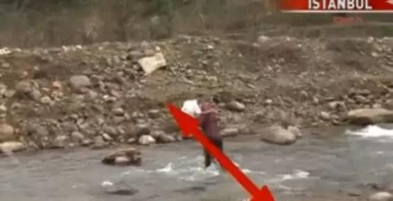 Insólito: Se roban un puente de 25 metros