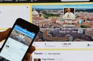 Primer tuit del Papa Francisco ¿Qué dijo?