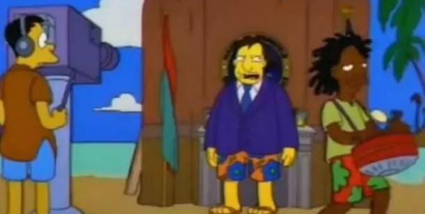 Video: Pablo Bruera igual al alcalde de Springfield - Los Simpson