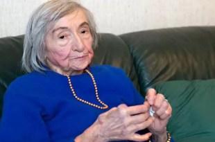 Conoce a la mujer que daba su vida por Adolf Hitler