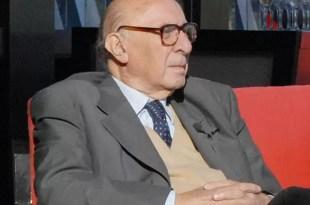 Murió Clorindo Testa, el creador de la Biblioteca Nacional