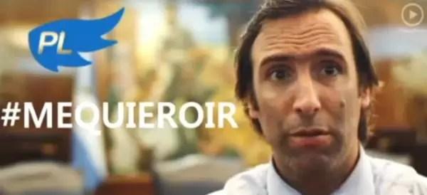 Escucha la cumbia de Hernán Lorenzino 'Me quiero ir'