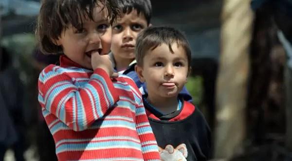 ¿Cuántos niños murieron en Siria debido a la represión?