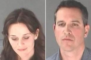 Fotos: El arresto de Reese Witherspoon