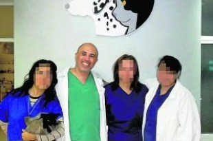 Veterinario realiza liposucción a su esposa obesa, muere en la operación y la descuartiza