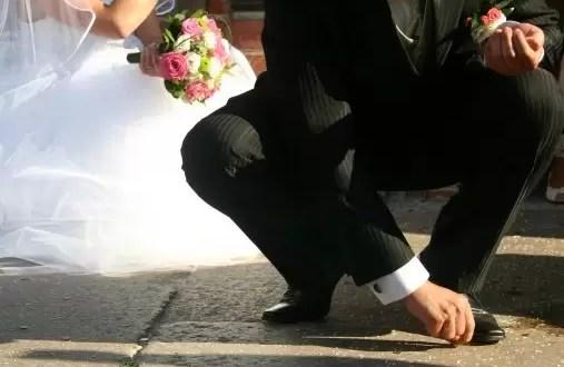 Las supersticiones más extrañas en la bodas