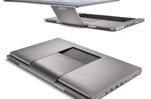 Aspire R7: la nueva innovadora notebook de Acer - Fotos y Videos