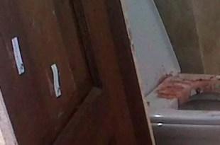 Fotos fuertes del crimen de la novia de Oscar Pistorius