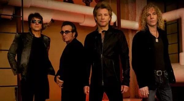 Bon Jovi hace show 'al costo' en España