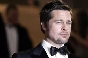 El extraño mal que sufre Brad Pitt