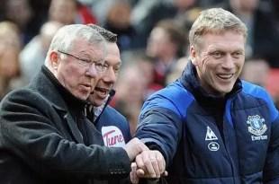 David Moyes es el reemplazo de Alex Ferguson
