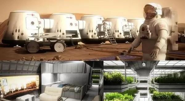 Conoce a los argentinos que podrías viajar a Marte