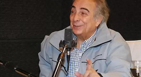 Falleció el conductor Julio Márbiz