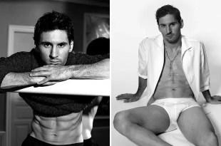Fotos: Lionel Messi en ropa interior para Dolce & Gabbana