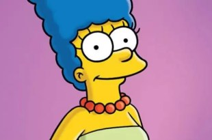 Murió la mujer que inspiró a Marge Simpson