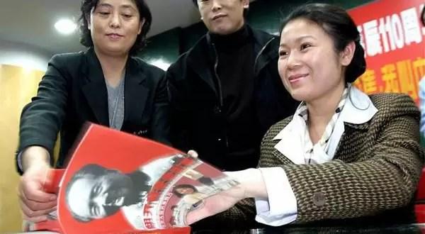 La nieta de Mao Tse-Tung entre los más ricos de China