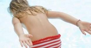 Insólito: Tribunal obliga a niña a tomar clases de natación