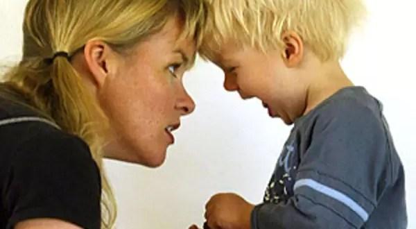 ¿Cómo hacer para ponerles límites a un hijo tirano?